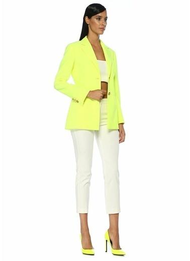 Versace Ceket Sarı